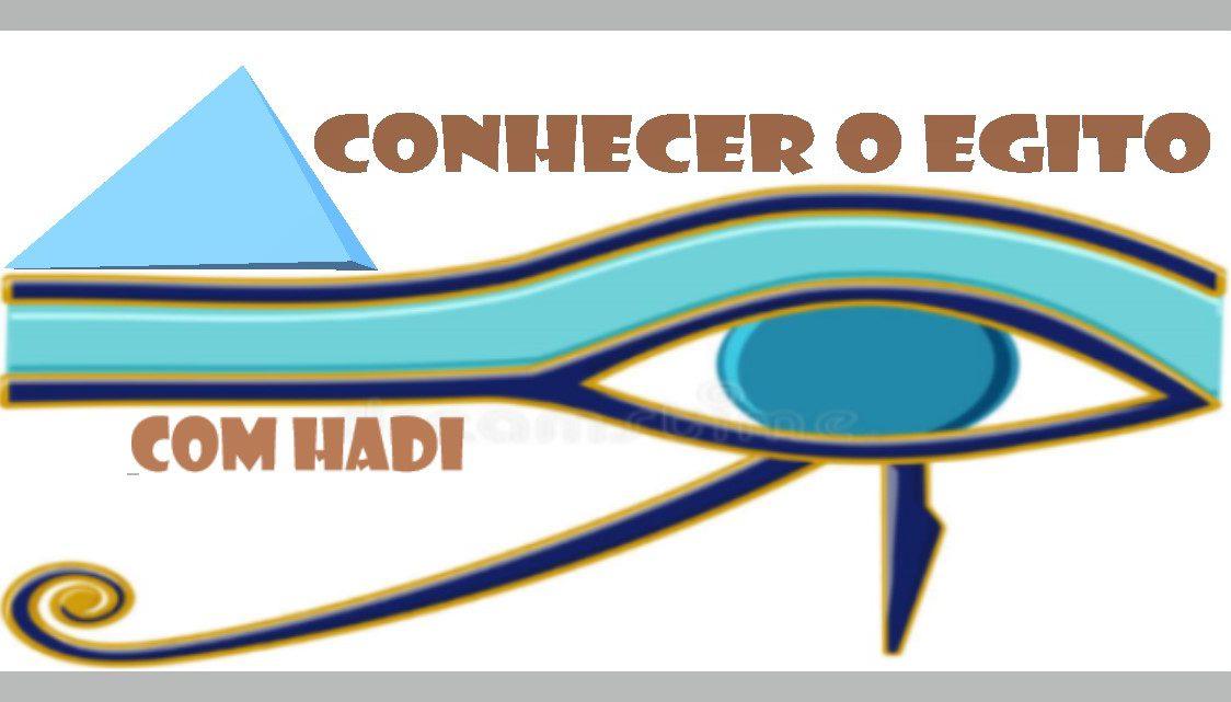 Conhecer o Egito com Hadi